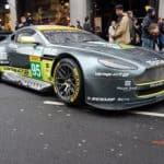Regent Street Motor Show 12 Modern and Silverstone classic tribute cars display 20171104 131247