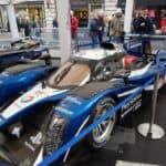 Regent Street Motor Show 12 Modern and Silverstone classic tribute cars display 20171104 133948