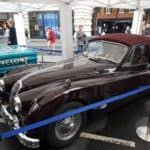 Regent Street Motor Show 12 Modern and Silverstone classic tribute cars display 20171104 134056