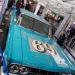 Regent Street Motor Show 12 Modern and Silverstone classic tribute cars display 20171104 134119