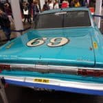 Regent Street Motor Show 12 Modern and Silverstone classic tribute cars display 20171104 134138