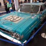 Regent Street Motor Show 12 Modern and Silverstone classic tribute cars display 20171104 134156