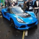 Regent Street Motor Show 12 Modern and Silverstone classic tribute cars display 20171104 134329