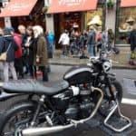Regent Street Motor Show 15 Triumph 20171104 131542