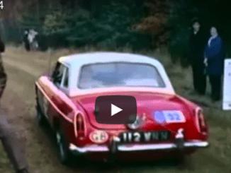 VotW - RAC Rally 1964