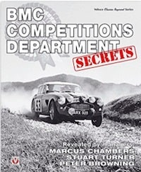 BMC Competition Department Secrets by Stuart Turner