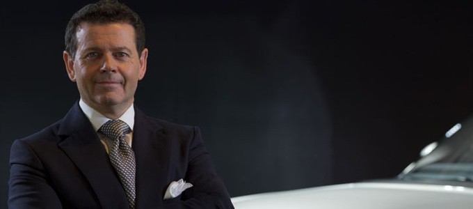 Gerry McGovern, Design Director for Land Rover