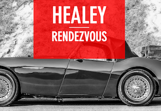 Healey Rendezvous - Oregon