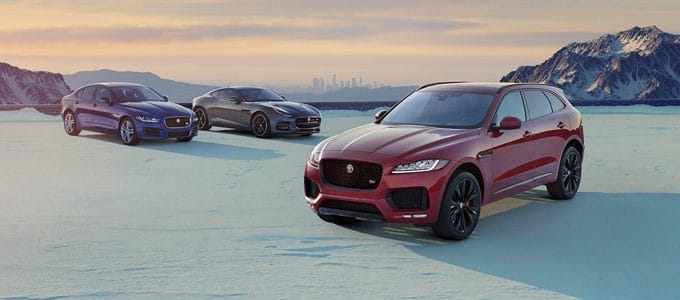 JLR Announces Another Month of Record Sales in November 2017