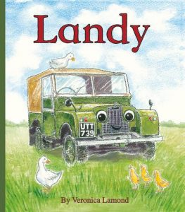Landy the Land Rover by Veronica Lamond