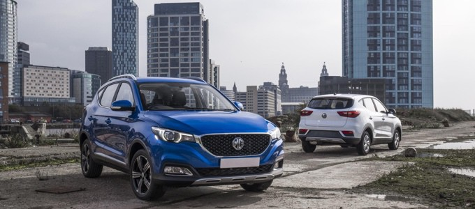 MG Has Top Increasing Sales In Britain