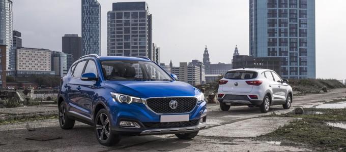 MG Has Top Increasing Sales In Britain