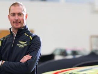 Maxime Martin Signed to Aston Martin Racing