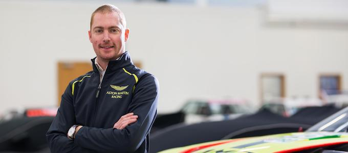 Maxime Martin Signed to Aston Martin Racing
