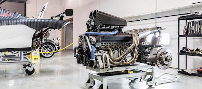 McLaren F1 Service Center Opens in North America 1