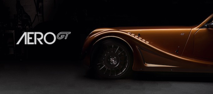 Morgan Teases Race Inspired Aero GT