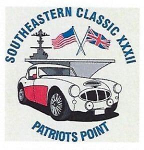 Austin Healey Southeastern Classic SEXXXII Logo