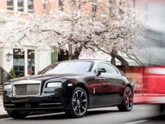 Studio434 Acquires Sir George Martin's Rolls-Royce Wraith