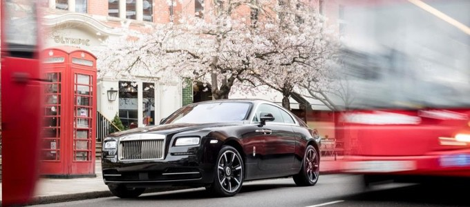 Studio434 Acquires Sir George Martin Rolls-Royce Wraith