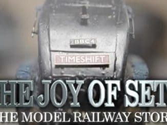 VotW - British Model Trains for Christmas