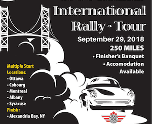 1000 Islands International Rally