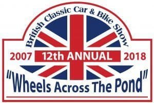 12th Annual Wheels Across The Pond