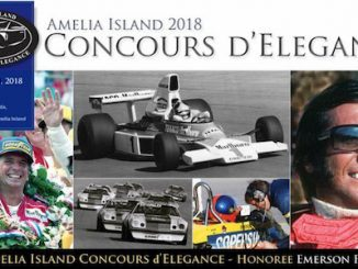 2018 Amelia Island Concours d'Elegance