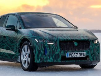 Fast Charging I-PACE Tested in Extremes