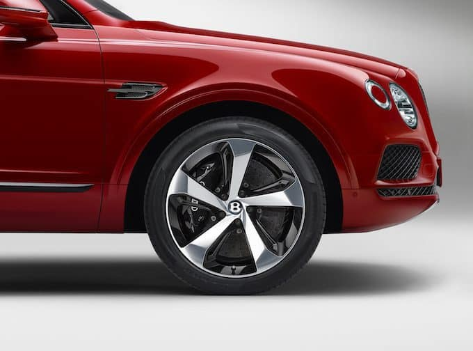 Front Wheel Carbon Disc