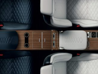 Limited Edition Range Rover SV Coupé Announced