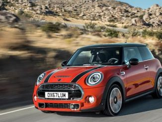 New MINI Range for UK 2018