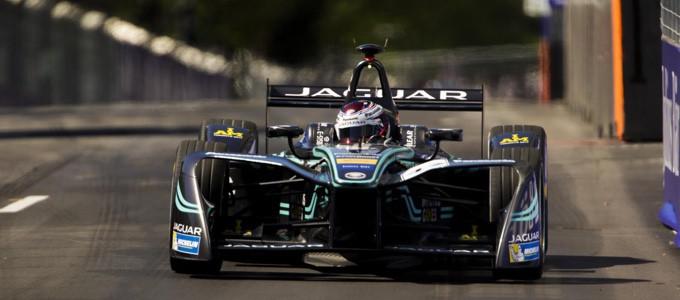Panasonic Jaguar Racing in Montréal - Panasonic Jaguar Racing Set Their Sights On Marrakesh E-Prix