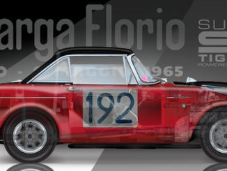 Sunbeam Tiger Targa Florio
