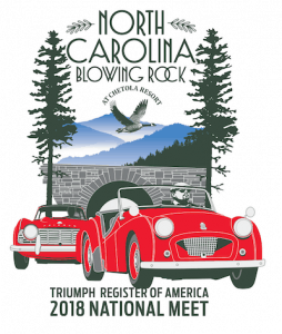 Triumph Register of America - TRA2018