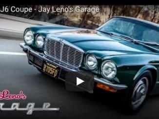 VotW - 1975 Jaguar XJ6 Coupe - Jay Leno's Garage