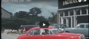 VotW - Jaguar Factory Tour 1961