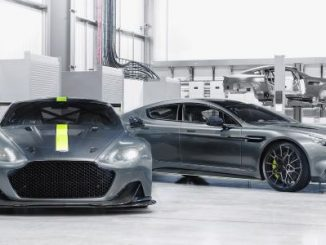 ASTON MARTIN PROFITS GROW BY QUARTER OF A BILLION POUNDS IN RECORD FULL-YEAR PERFORMANCE