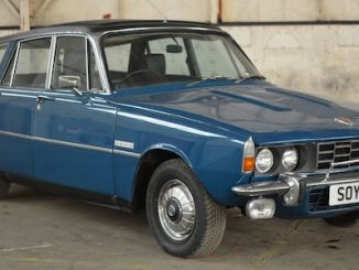 1974 Rover P6 3500 Auto Estate at auction