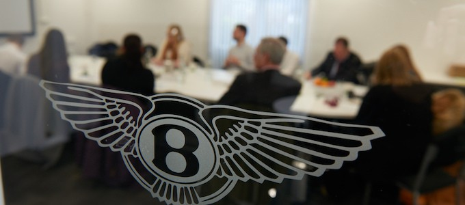 Bentley Named Top Employer For 7th Year - 3