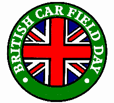 British Car Field Day logo