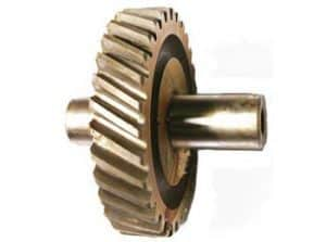 Helical Cut Gear
