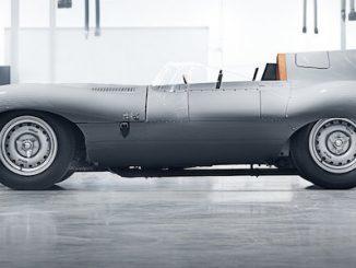 Jaguar Restart D-Type Production