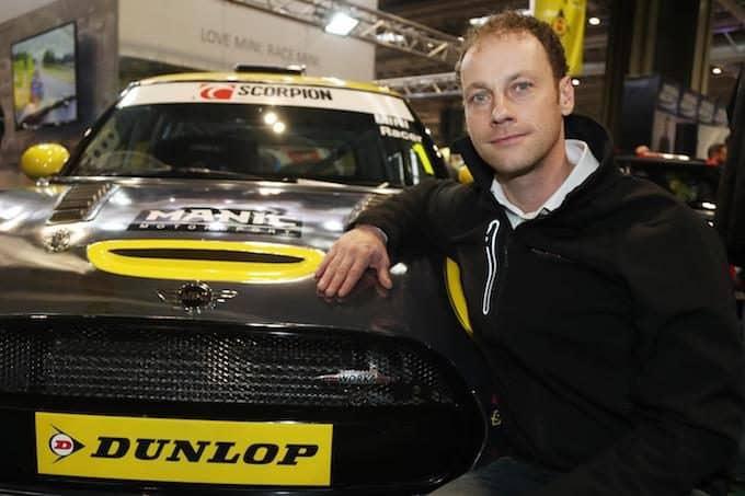Charlie Butler-Henderson, MINI UK brand ambassador