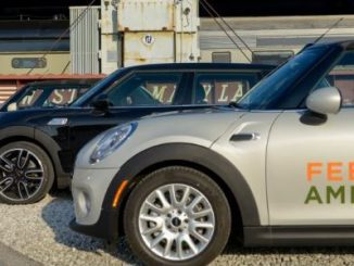 MINI names Feeding America Official Charity Partner of MINI TAKES THE STATES 2018