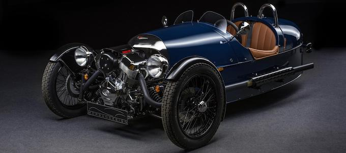 Morgan 3-Wheeler -- Morgan Announces Record Growth and Profit