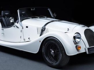 Morgan Roadster -- Morgan Announces Record Growth and Profit