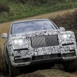 NAME OF NEW HIGH BODIED VEHICLE TO BE ROLLS ROYCE CULLINAN 2