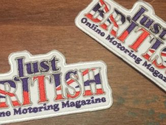Just British Patch Header