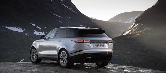 Range Rover Velar wins GQ Award
