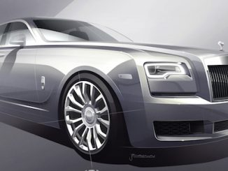 Rolls-Royce Announces Silver Ghost Collection